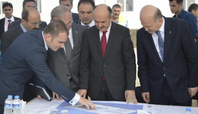 Bursa Şehir Hastanesi 2017 Sonunda Açılıyor