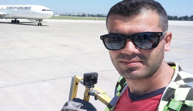 Çalıştığı havalimanı yakınlarında intihar etti