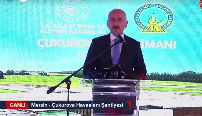 #Canlı#Çukurova Havalimanı(video)