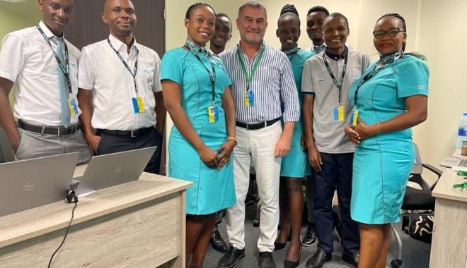 Çelebi Havacılık Global Ağına Tanzanya'yı ekledi