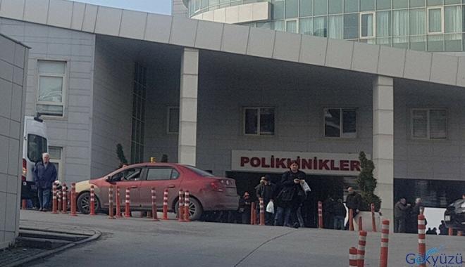 Çin'den gelen Hostes Hastane'den taburcu edildi.