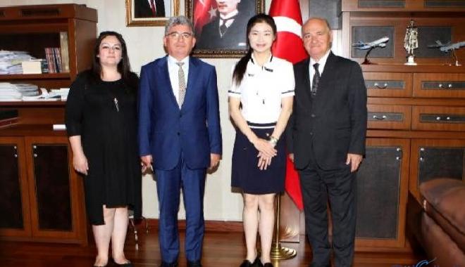 Çin'in pilotları Ankara'da yetişecek