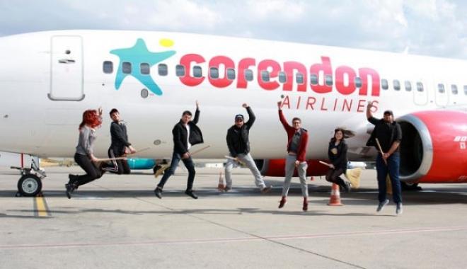 Corendon'dan Eğlenceli Bir Sponsorluk Daha!