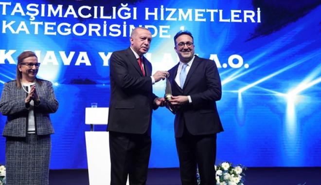 Cumhurbaşkanı Erdoğan,hedef 90 milyon yolcu!