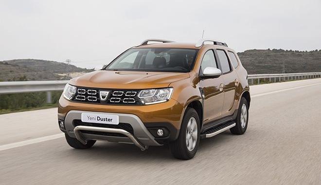 Dacia Duster'da ÖTV indirimi