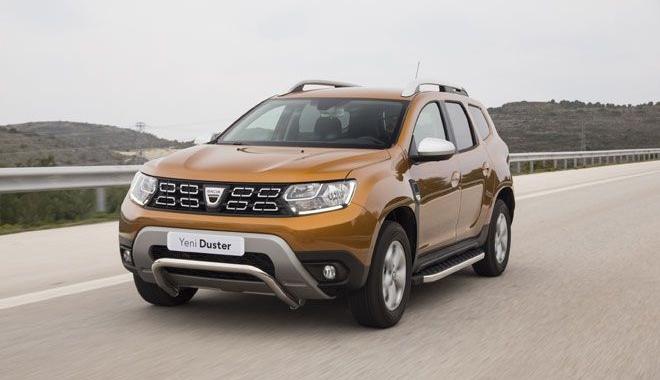 Dacia'da Mart Ayında Sıfır Faiz Fırsatı