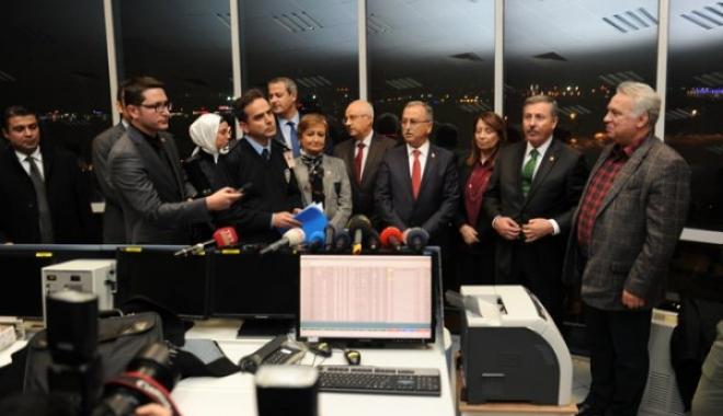Darbe Komisyonu Atatürk Havalimanında'nındaydı