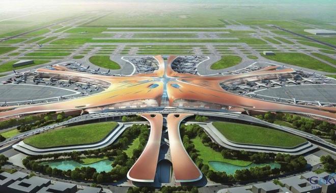 Daxing Havalimanı bir yılda 10 milyon yolcu sınırını aştı