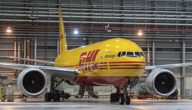 DHL Express sekiz ilave Boeing 777 Kargo Uçağı satın aldı