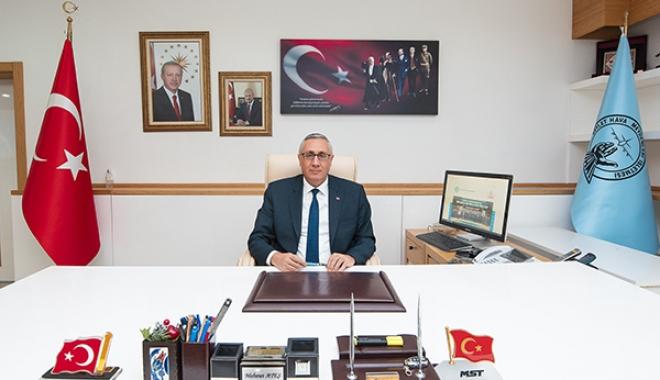 DHMİ'de Mehmet Ateş dönemi başladı!