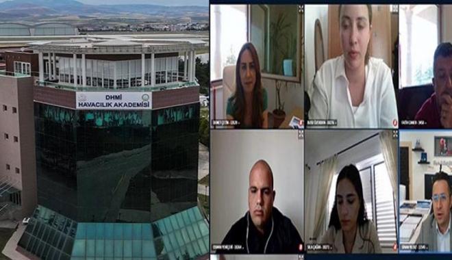 DHMİ'den Kıbrıs'a eğitim desteği