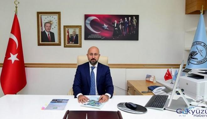 DHMİ Genel Müdürü Keskin görevine başladı