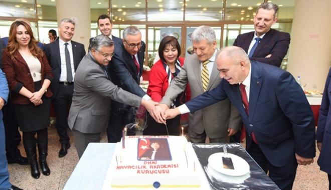 DHMİ Havacılık akademisi üç yaşında!