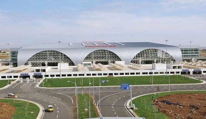 Diyarbakır Havalimanı Pisti Bakım için Kapatılacak