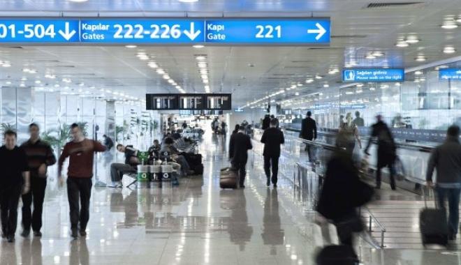 DHMİ Dört ayda 50 Milyon Yolcu Uçtu