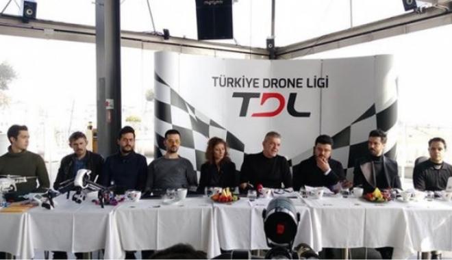 Drone Ligi 11 Mart'ta İstanbul'da Start Alıyor.