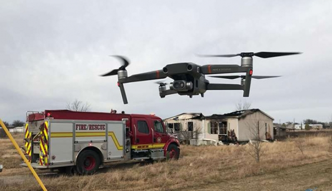 Dronla Yapılan Tüm Arama-Kurtarma Çalışmaları Takip Edilebiliyor