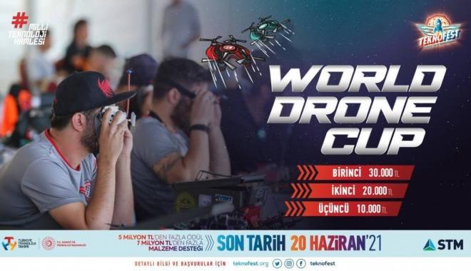 Dünyanın En İyi Drone Yarışçıları