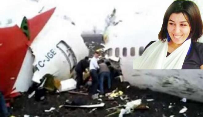 Düşen THY Uçağından Sağ Kurtulan Hostes Perihan Özden