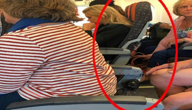 EasyJet'te  arkasız koltuk modası!