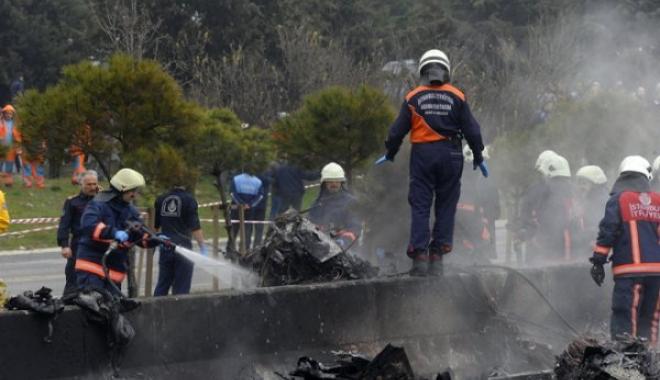 Eczacıbaşı; Helikopterde ki 7 Kişi Hayatını Kaybetti