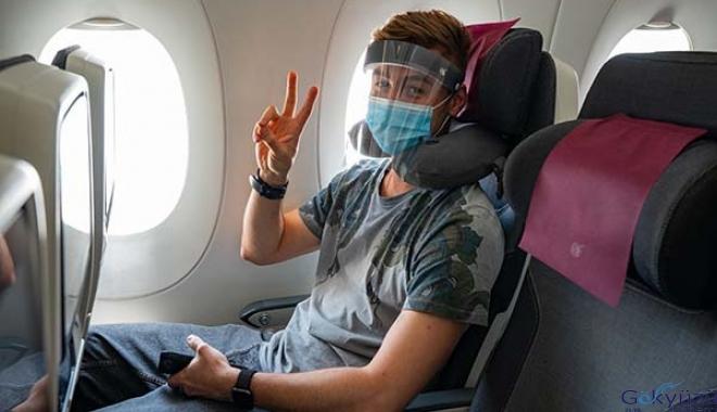 Ekonomi Sınıfı uçuş boyunca takmaları zorunludur!