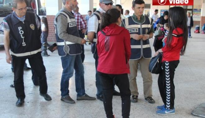 Elazığ Havalimanı'nda,' Huzur Arife Uygulaması'video