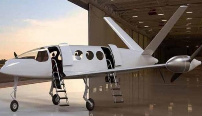 Elektrikli uçak Paris Air Show'da tanıtıldı