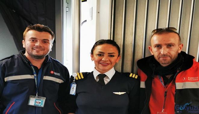 Elif Güveyler,En çok sevilen sosyal medya pilotu!