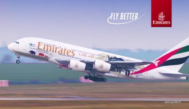 Emirates Grubu Yaban Hayat Taahhüdünü Sürdürüyor(video)