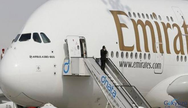 Emirates Havayolları tüm uçuşlarını askıya aldı!