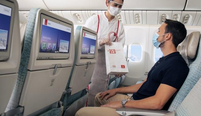 Emirates'in Sunduğu Duty-Free Ön Sipariş Hizmeti