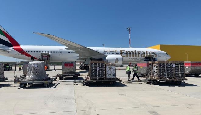Emirates SkyCargo Operasyonları