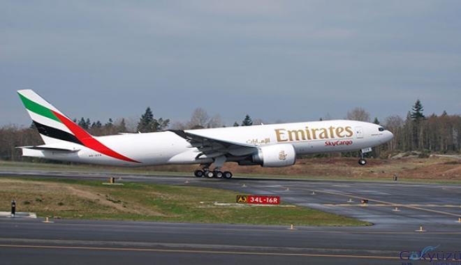 Emirates Skycargo Üç Ayda 10.000 uçuş gerçekleştirdi