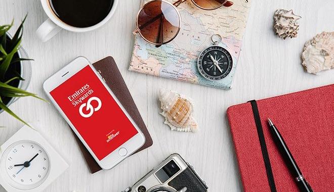 Emirates Skywards GO'yu tanıttı