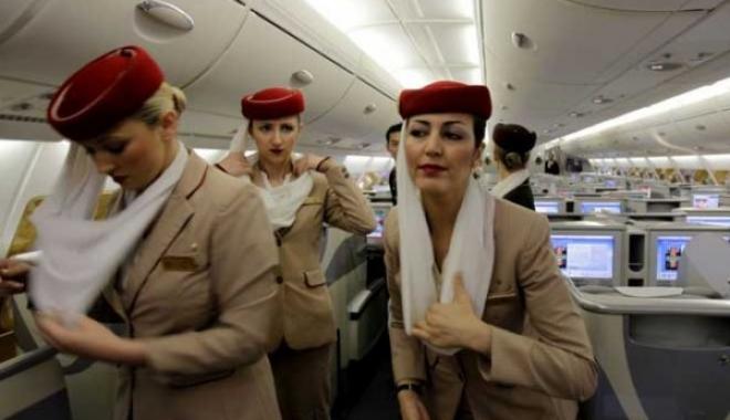 Emirates'ten Kabin Ekibi Çıkarma Hazırlığı