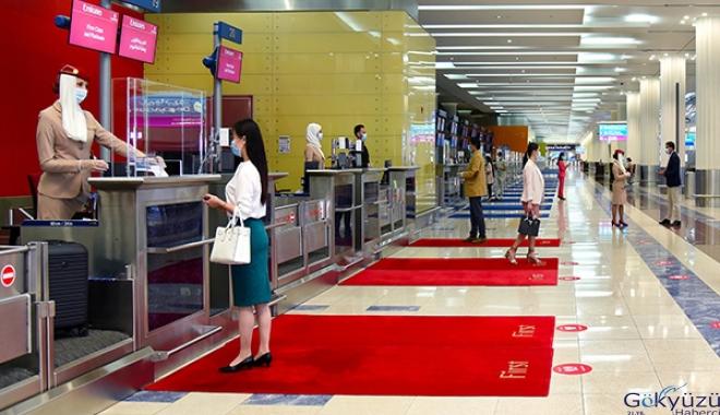 Emirates,IATA Travel Pass'i Deneyen İlk Havayolu Oldu