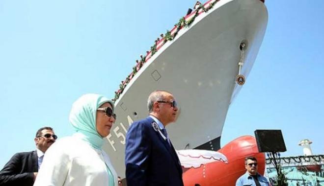 Erdoğan: Uçak Gemimizi De Yapacağız