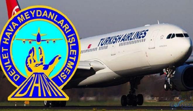 Erzurum'a uçak bile inmeyecek!