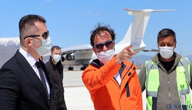 video Erzurum'da sisten kaynaklı uçak iptallerine son!