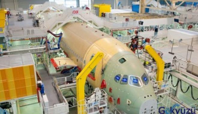 Eskişehirli KOBİ Airbus'ın Gözdesi