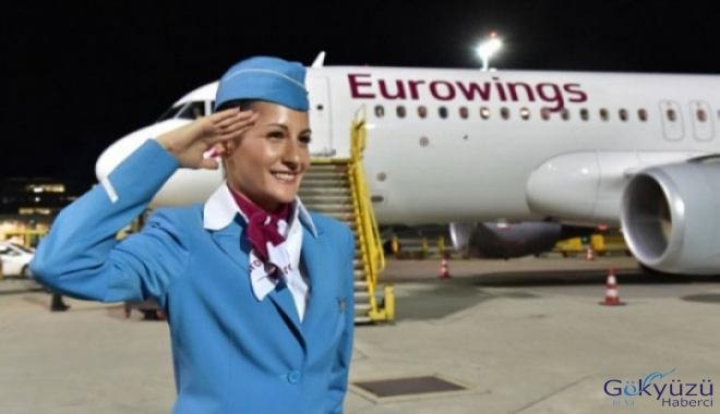 Eurowings de yeme ve içmeyi paralı yaptı!
