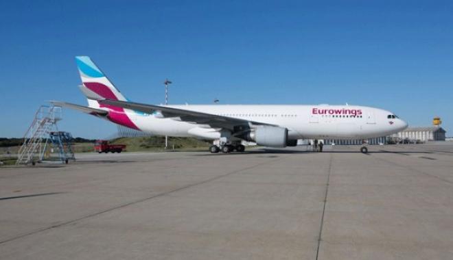 Eurowings Münih Merkezli Uçuşlarına Başlıyor