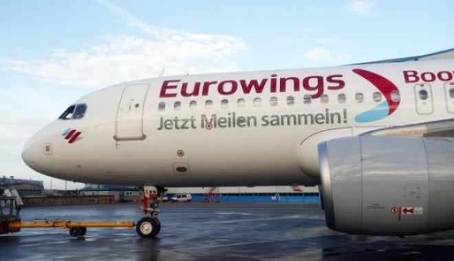 Eurowings Yıl Dönümünü kutluyor