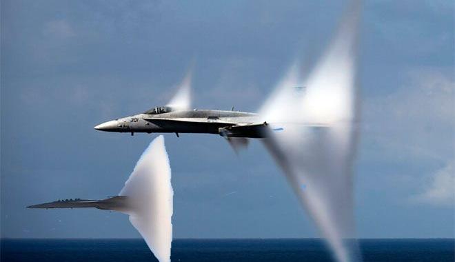 F16 uçağı Ankara'da korkuya neden oldu!