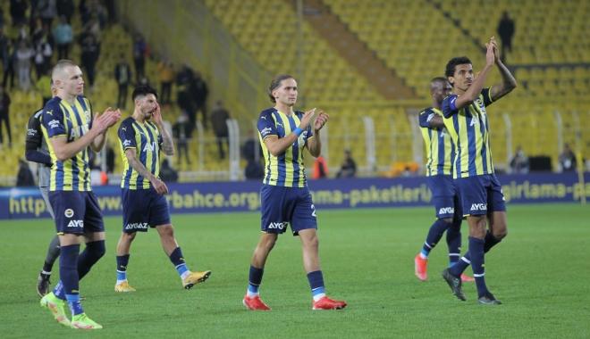 Fenerbahçe - Aytemiz Alanyaspor maçının ardından