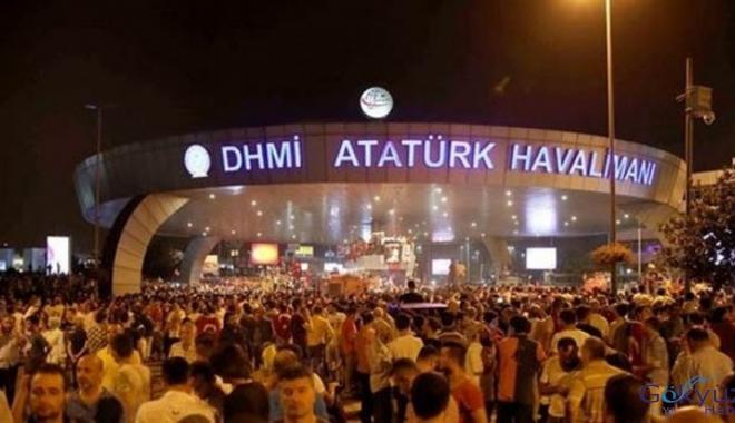 FETÖ'nün Atatürk Havalimanı'nı işgal girişimi davası