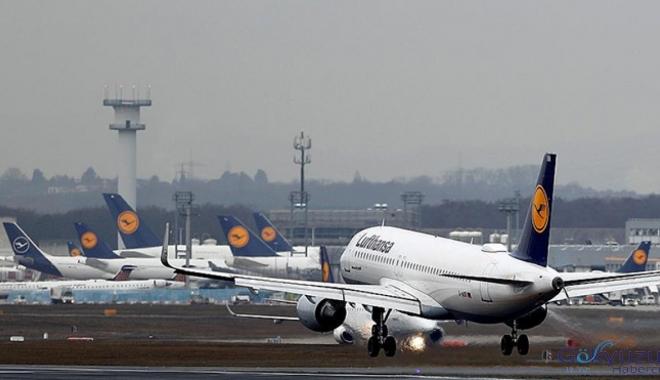Frankfurt Havaalanı drone nedeniyle kapatıldı!