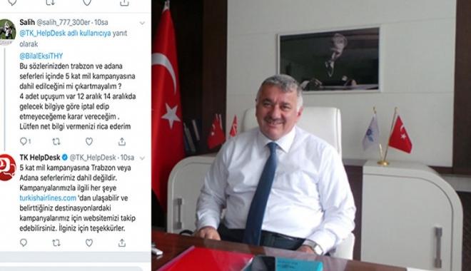 Fransa'daki Türklerden THY'ye imzalı tepki!