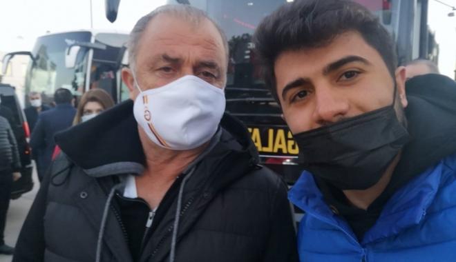 Galatasaray kafilesi Malatya'da(video)